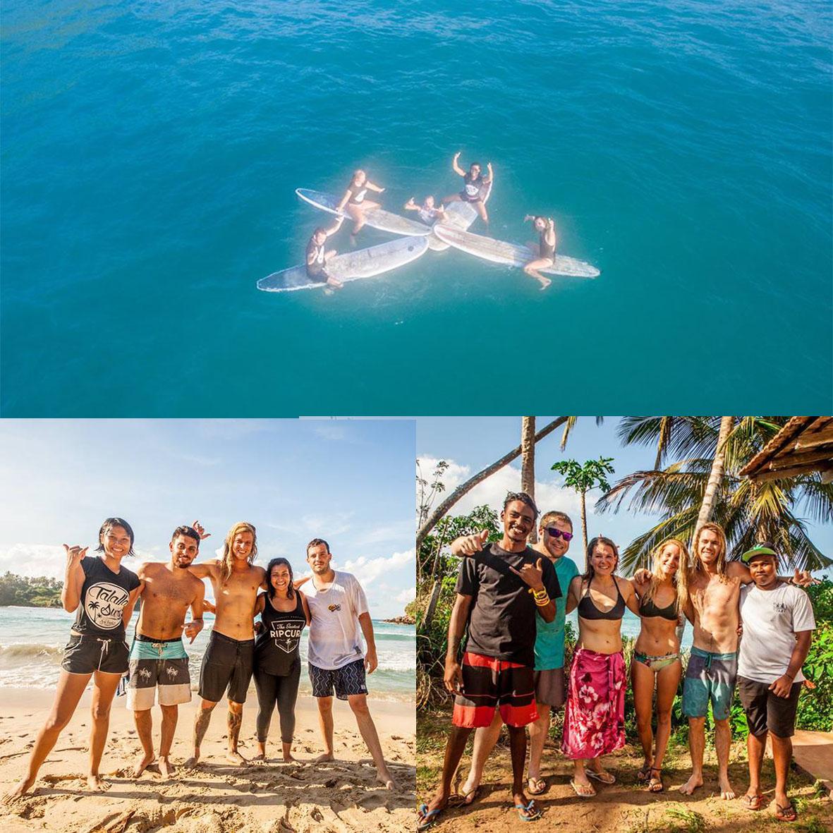 Talalla Surf – Sri Lanka – 23rd to 30th Of April 2016